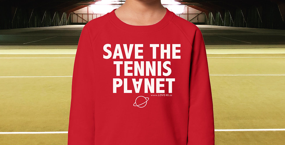KIDS Save the Tennis Planet