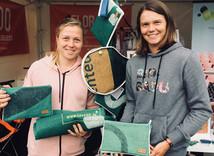 Toller Besuch – Lena Rüffer und Katharina Gerlach