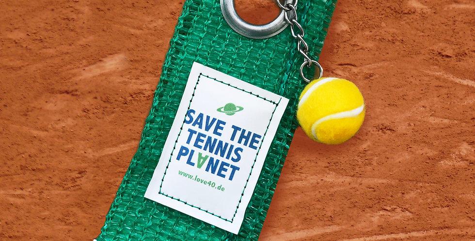 Tennis-Planet Schlüsselanhänger