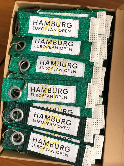 Upcycling Hamburg European Open 2019
