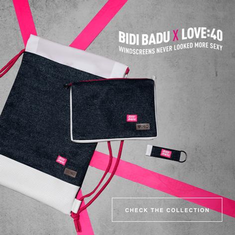 BIDI BADU x LOVE:40