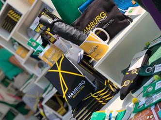 Die Produkte des Turniers
