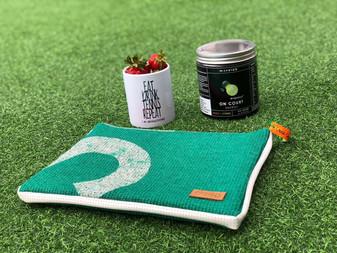 Die Tennis Start-Up-Produkte