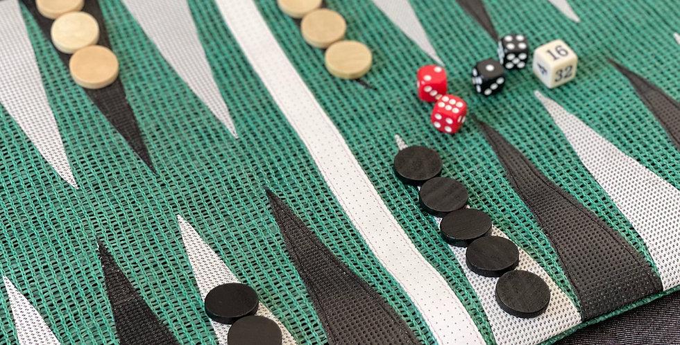 mybigpoint x LOVE:40 Reise-Backgammon