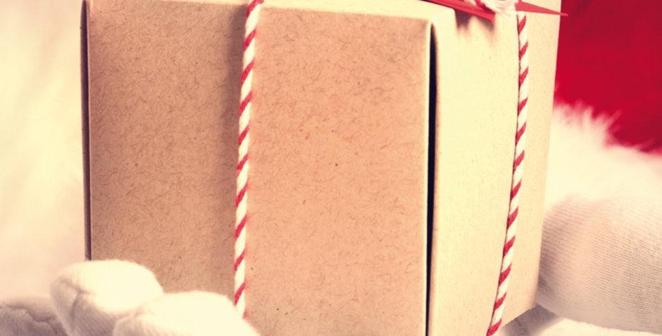 Dein Weihnachtsgeschenk wird...
