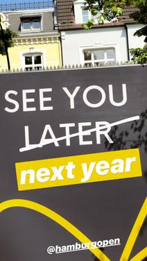 Wir freuen uns auf nächstes Jahr!