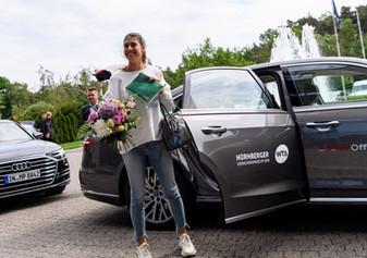 Sorana Cirstea trägt erneut LOVE:40