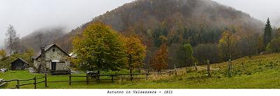 Autunno in Valsessera - (BI)- fronte 165