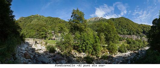 Piedicavallo - Al punt dla cua -fronte 2
