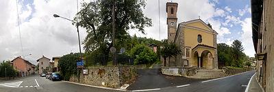 Chiesa di san Rocco Chiavazza Biella fro