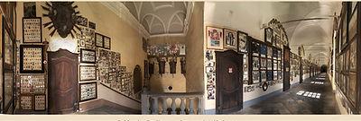 Galleria Ex Voto - Santuario di Oropa -f