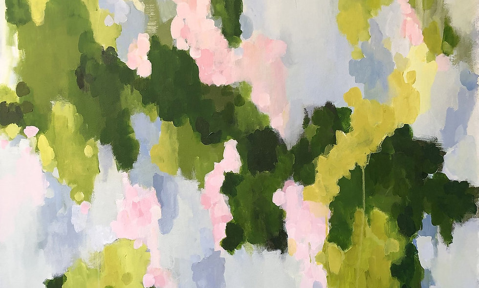 """Tickled Pink"" 