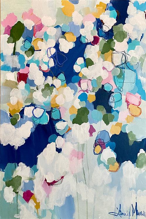 """Canopy""   24 x 36   Canvas"