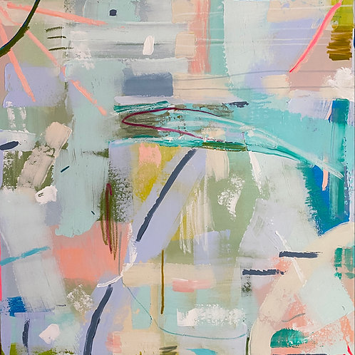 """Shine On 2""   36x36   Canvas"