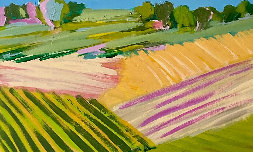 """""""Fields Forever 3"""" 