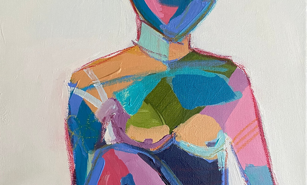 """Kaleidoscope 3"" | 12 x 12 | Canvas"