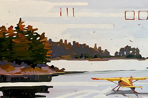 """""""Buzz On The Water"""" 