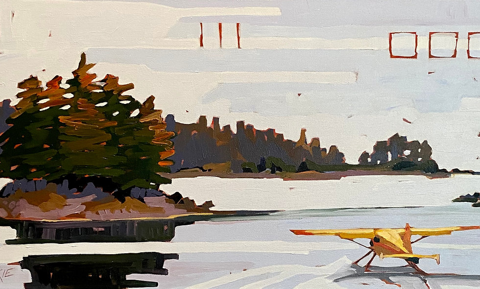 """Buzz On The Water"" 