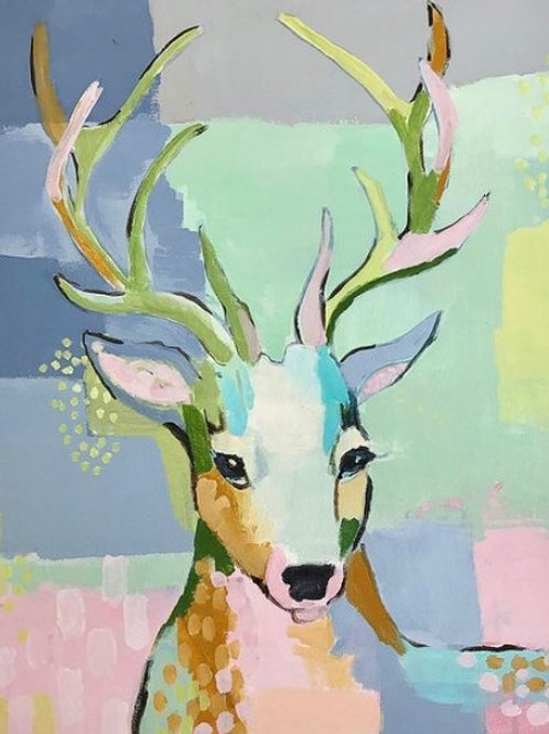 """""""Oh, Deer"""" 