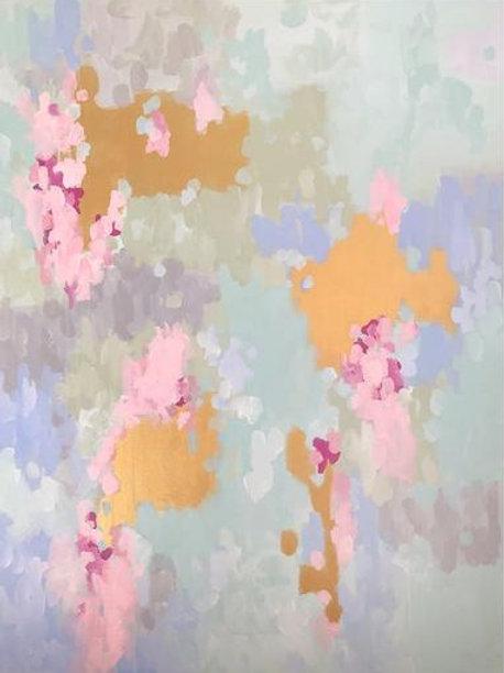 """Cherry Chapstick""   30 x 40   Canvas"