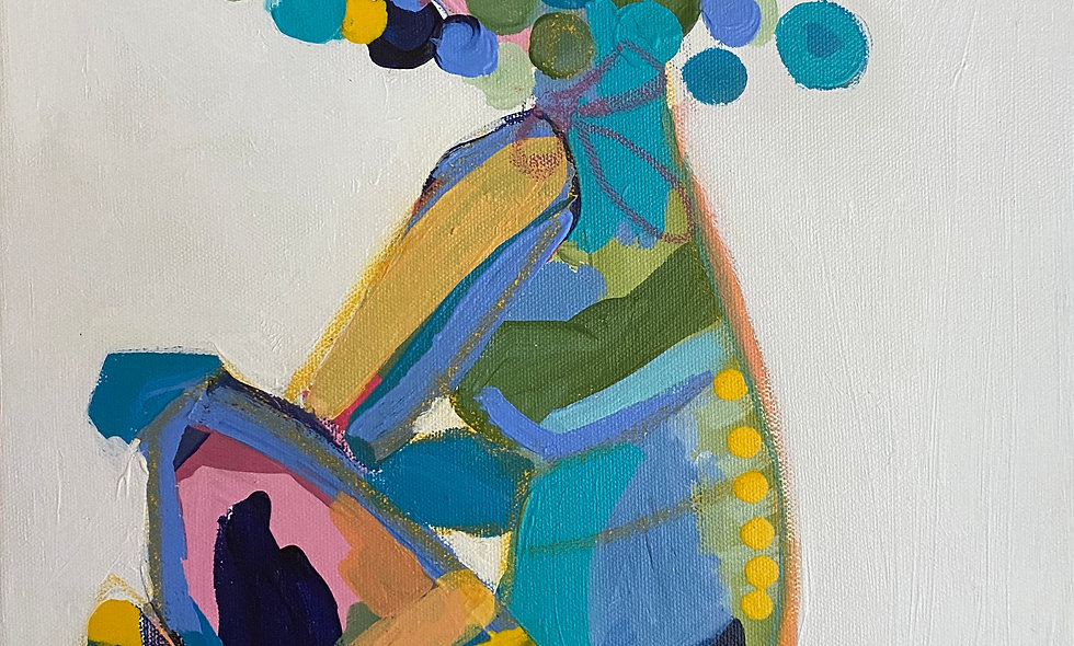 """Kaleidoscope 2"" | 12 x 12 | Canvas"