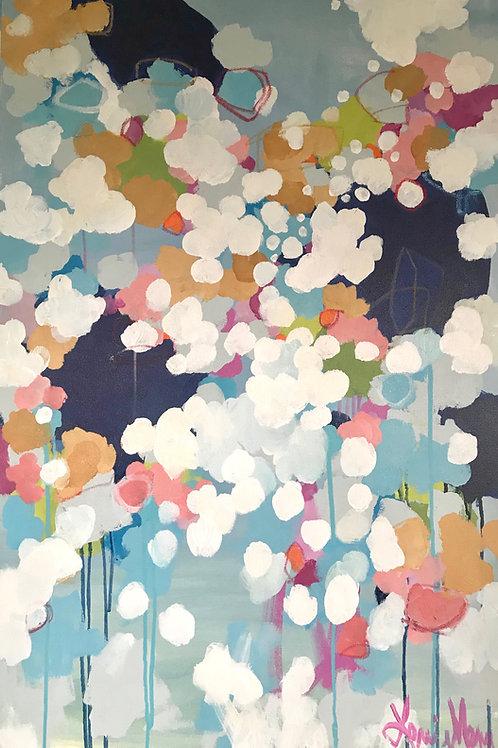 """Midnight""   24 x 36   Canvas"