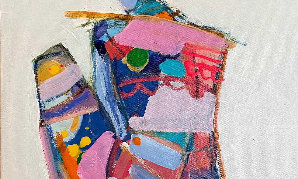 """Petite 1"" | 12 x 12 | Canvas"