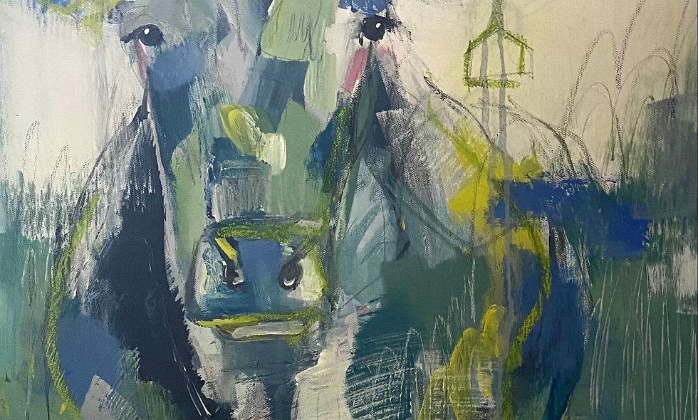 """Greenfields"" | 20x24 | Canvas"