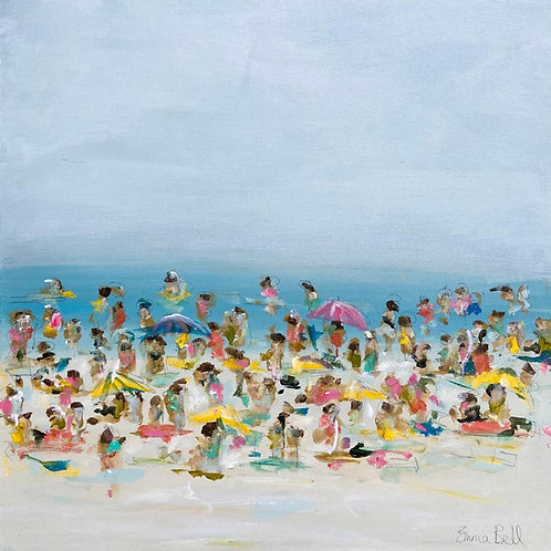 """""""Bathers and Swimmers"""" 
