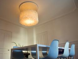 retro lampe eams chair