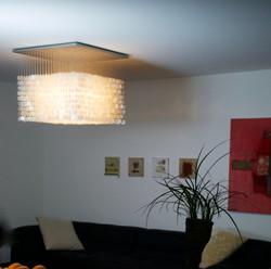 Raum Lichtkonzept