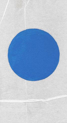 Blue circle show