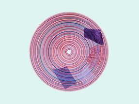 Pink Disk