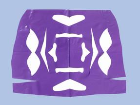 Violet cuts