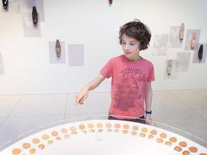 Egg shells as a skin (credit: Design Museum Gent)