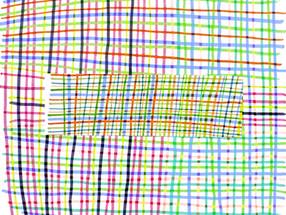 Textile zoom
