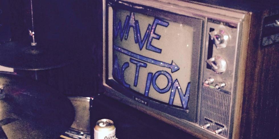 Wave Action//Monica