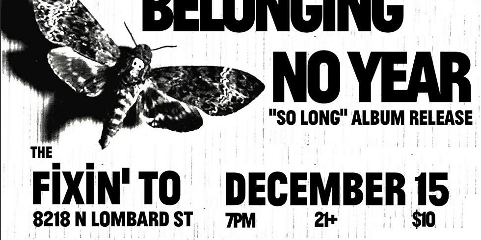 Belonging//No Year