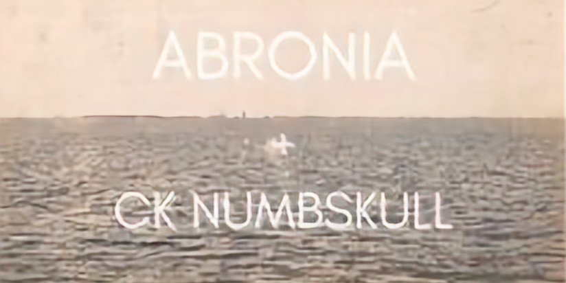Abronia//CK Numbskull SOLD OUT