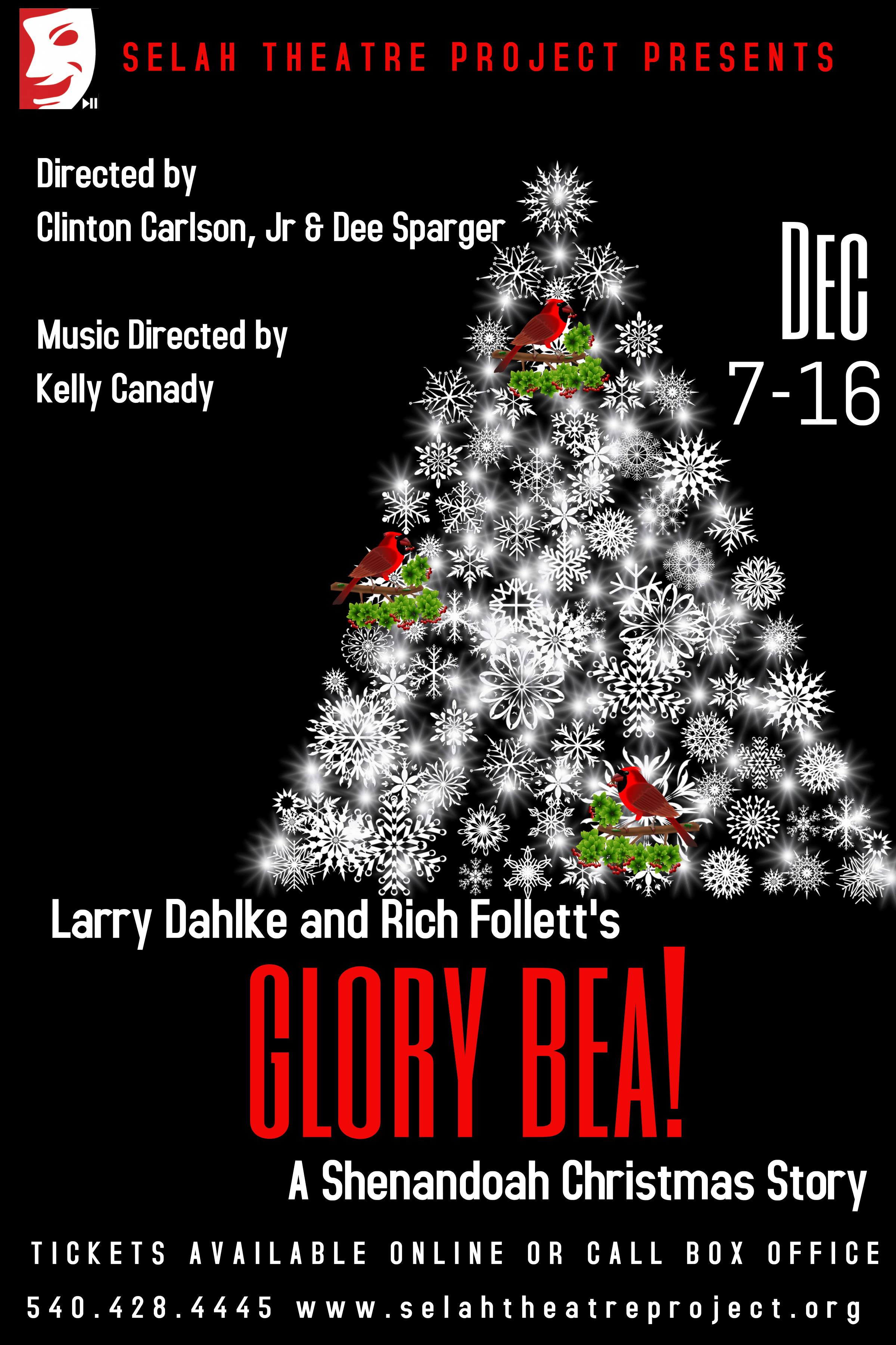 Christmas Story Location.Glory Bea A Shenandoah Christmas Story