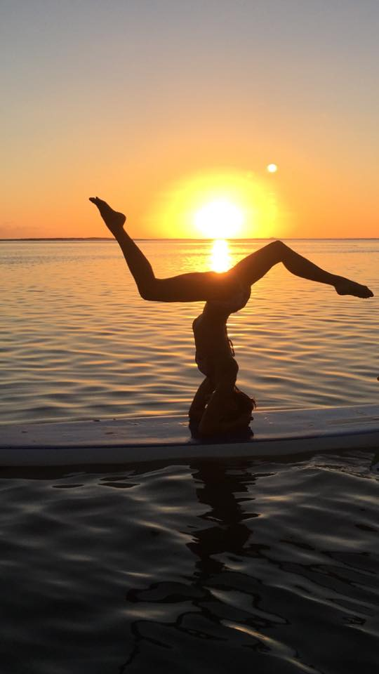 paddle yoga réunion