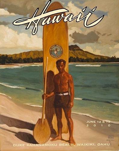 historique résumé du stand up paddle.