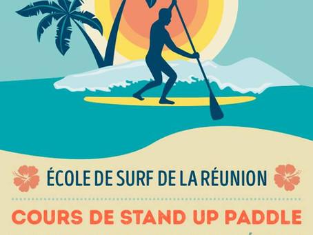 Blog paddle et surf à la réunion.