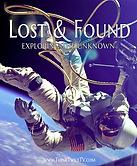 Lost & Found Mini-Book 2019 Space Cover.