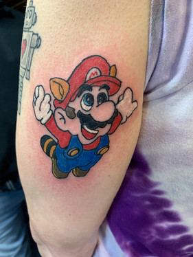 Itsa Mario!