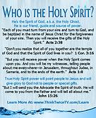 Lost & Found Mini-Book 2019 Holy Spirit.