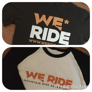 WeRide Clothing and Stickers