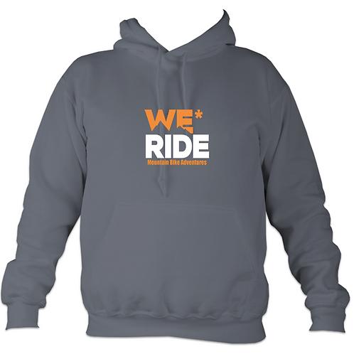 WeRideMTB Grey Hoodie (Unisex)