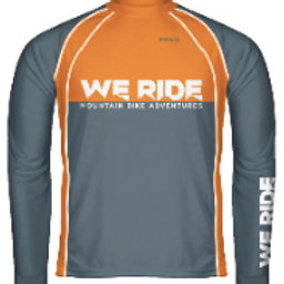 WeRideMTB Long Sleeve Riding Top (Unisex)