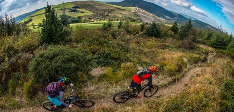 MTB Guiding by WeRie